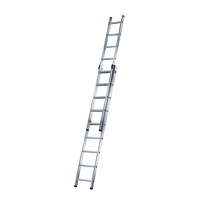 Hailo ProfiStep Duo - Aluminium Extension - 2x9 Rungs - Ladder HLO-7209-001