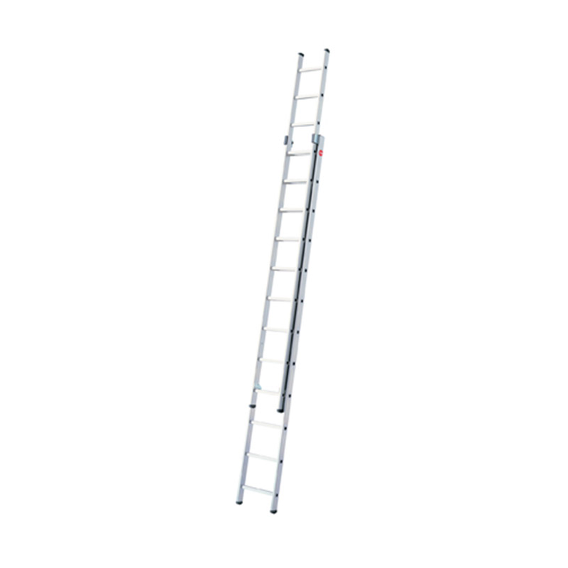 Hailo ProfiStep Duo - Aluminium Extension - 2x12 Rungs - Ladder HLO-7212-001
