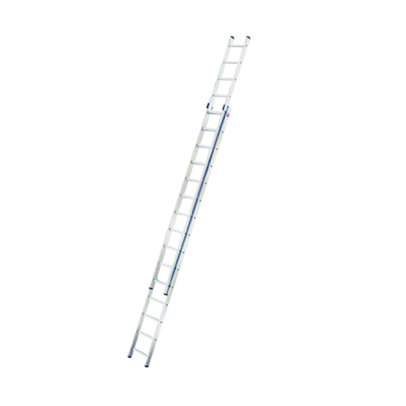 Hailo ProfiStep Duo - Aluminium Extension - 2x15 Rungs - Ladder HLO-7215-001