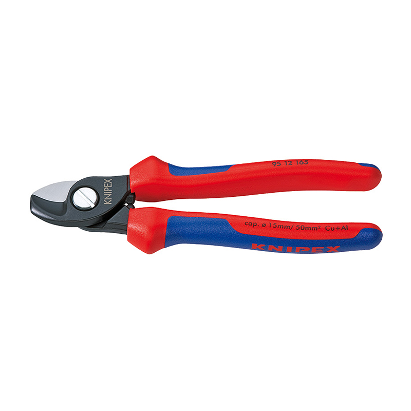 Knipex Cable Shears 165 mm KPX-9512165