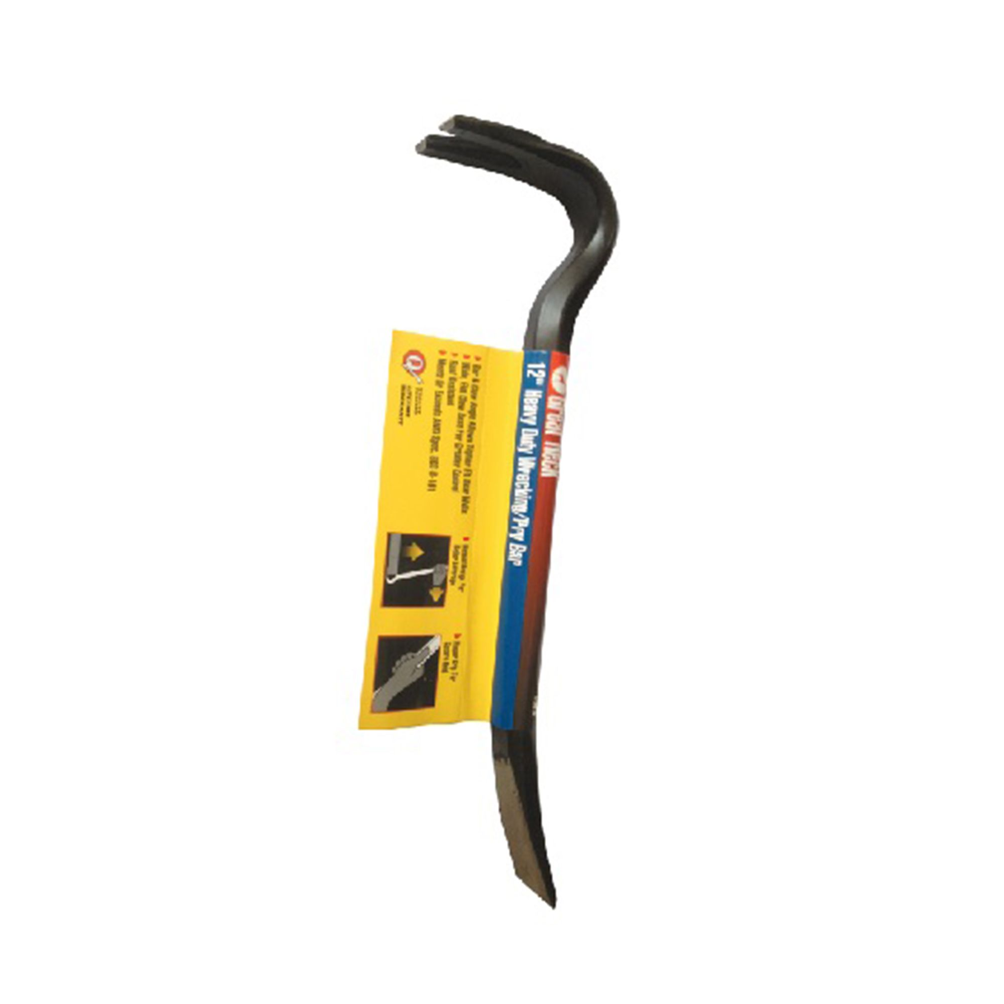 Great Neck Heavy Duty – Wrecking/Pry Bar – 30 Inch – GNK-50055